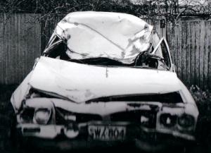 van from crash 1981